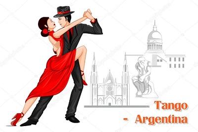 La Tertulia del tango. Tango Argentino